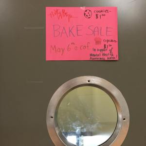 Youth for CARE FH Bake Sale 3